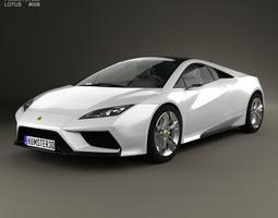 3D Lotus Esprit 2010