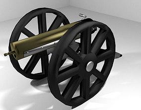 3D Gatling Gun Type 1