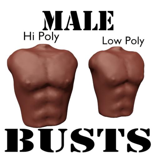 Free 3d models bust waist - 73