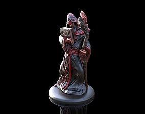Arcane Wizard 3d Printable miniature