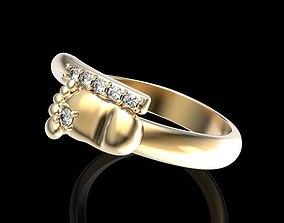3D print model Ring for moms