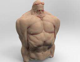 Cold Swimmer 3D model