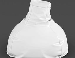 Leather Vase 05 3D Model