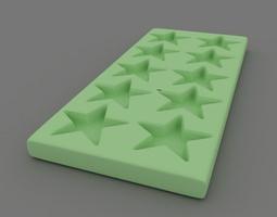 3D printable model Star Mold