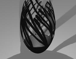 Flora Lamp 3D printable model