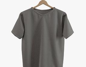 3D apparel Denim t-shirt