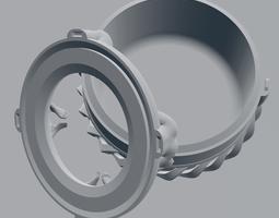 3D printable model Asshtray M7