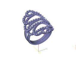 Ring 0135 3D Model