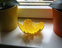 Maple Leaves Bowl 08 3D Model