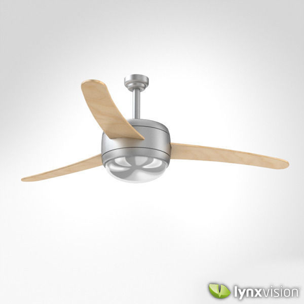 Modern ceiling fan with wooden blades 3d model cgtrader modern ceiling fan with wooden blades 3d model max obj fbx c4d lwo lw lws lxo aloadofball Image collections