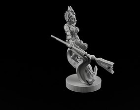 3D printable model Space Girl