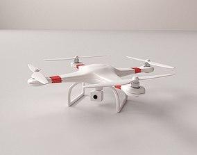 Drone vehicle 3D model