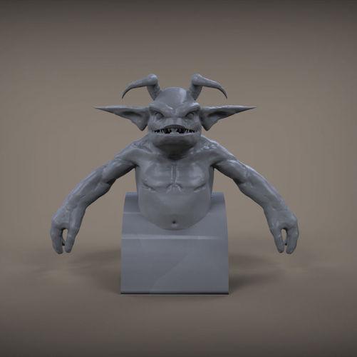 Dante3D model