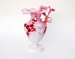 Floralia Pink 3D Model