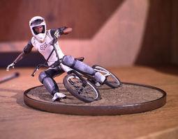 Biker - Rider - BMX 3D