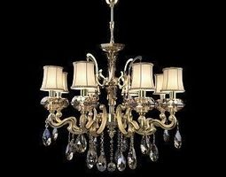 3d ceiling lamp 81