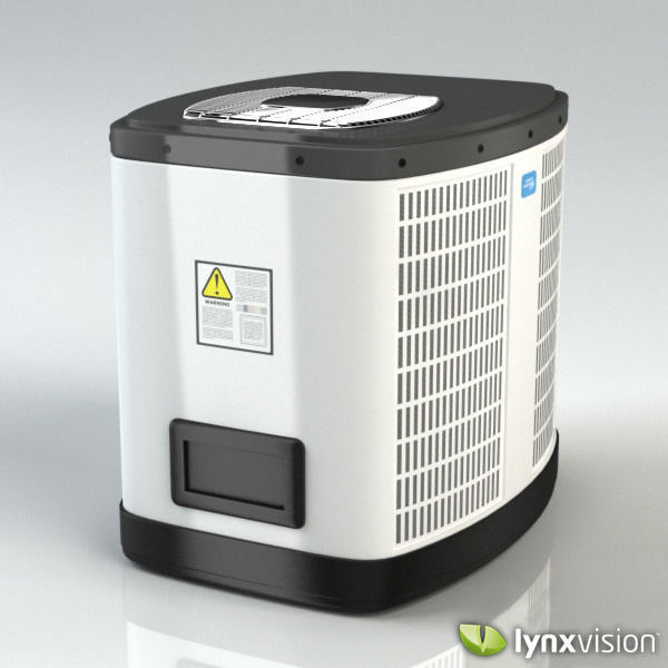 Climate Master Central Air Conditioning 3d Model