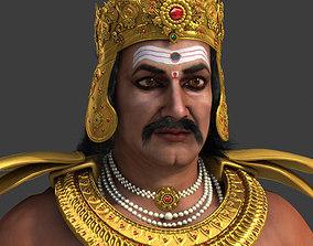 3D asset Ravana