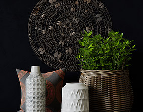 3D Decor Set decorative