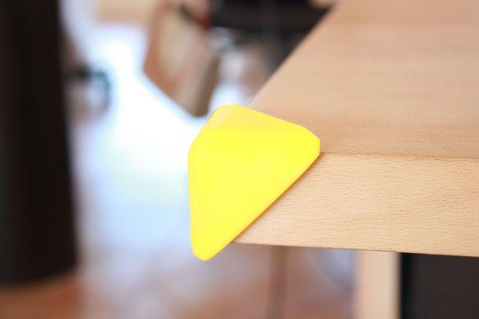 Table Corner Protector free 3D Model 3D printable .stl ...