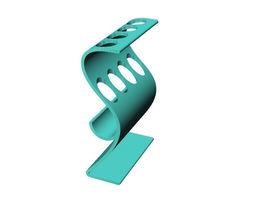 toothbrush holder 3d printable model