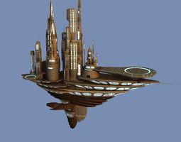3D Opal City