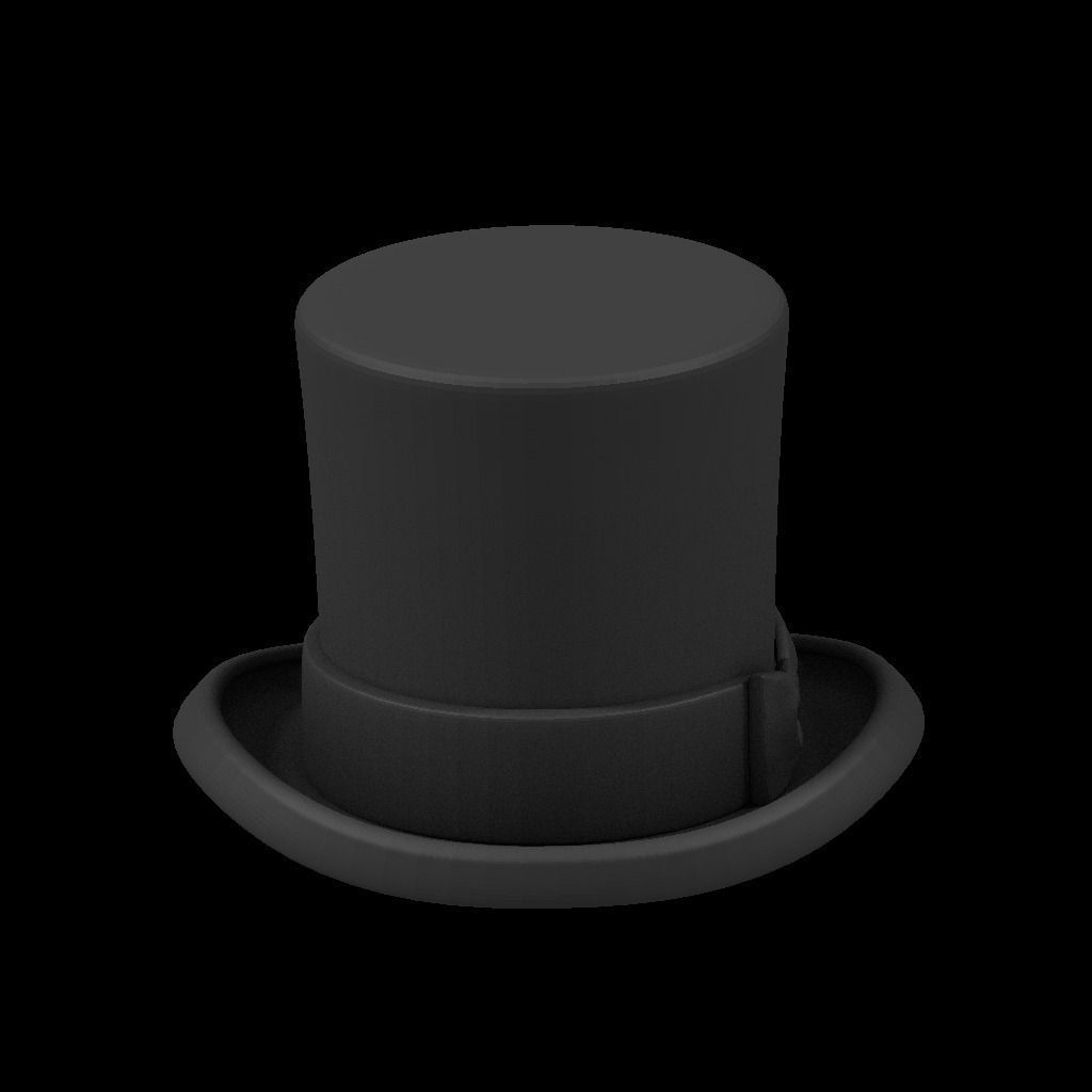 Top Hat Egg Cup 3d Model 3d Printable Stl Cgtrader Com
