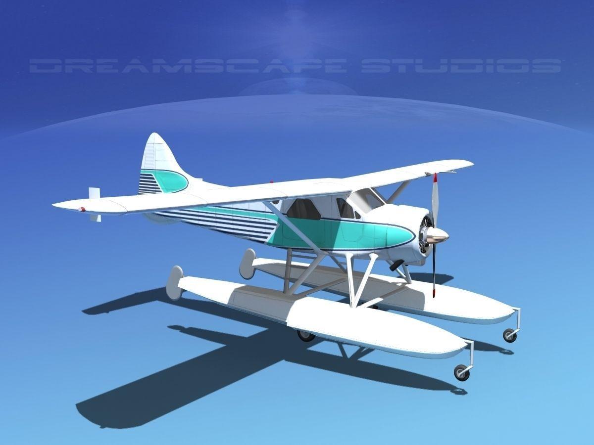 Dehavilland DHC-2 Beaver V15