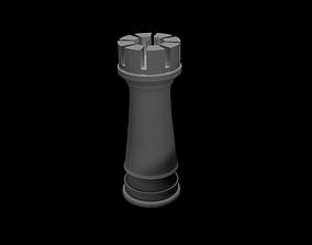 Chess Rook 3D