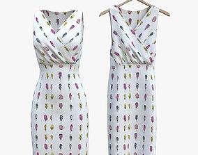 3D model Classic Dress