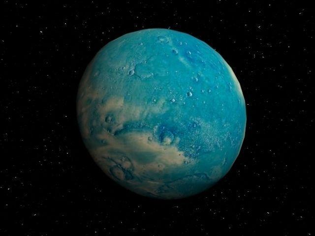 nine planet solar system 3d - photo #14