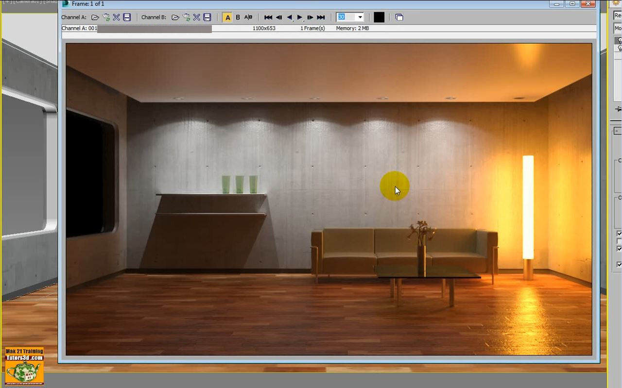 3ds max 2015 iray interior design volume 4 3d model for Interior modeling in 3ds max