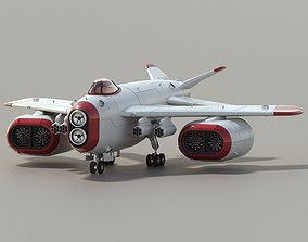 D-1 Space Superiority Fighter HD 3D