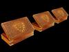 Indian wood box 3D Model