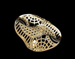 3dm ring 0017 3D Model