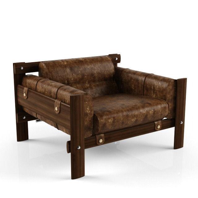 Chair 3d model max obj fbx for New model chair design