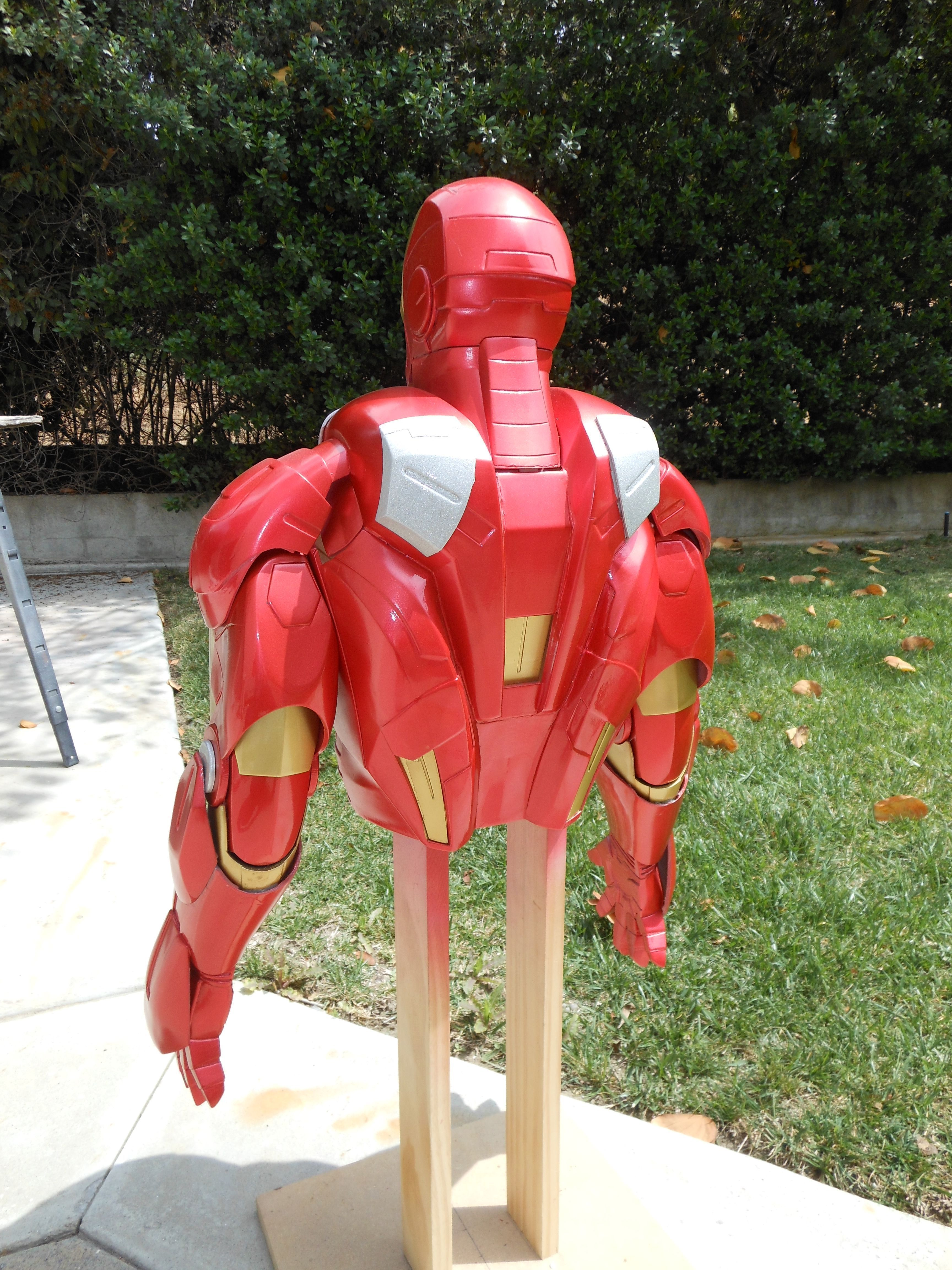iron man mk7 iges 3d model 3d printable  ige  igs  iges