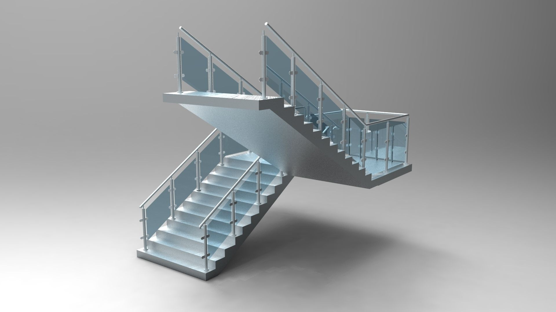 Mini stairs 3d model 3d printable obj skp Create 3d model online free