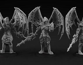 3D print model mmorpg Necromancer