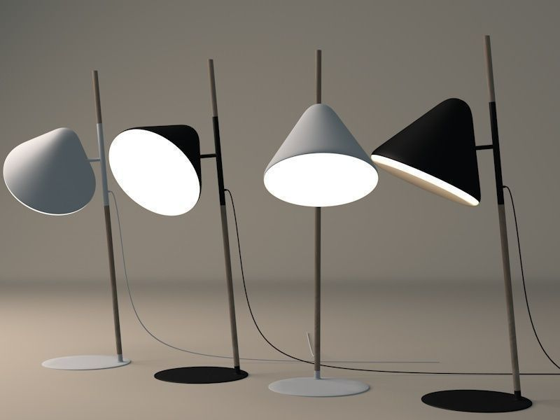 Hello lamp by Normann Copenhagen 3D model | CGTrader