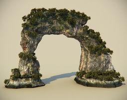 Thailand Rock 6 3D Model