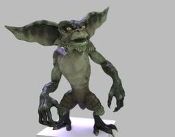 Gremlin Figurine 3D printable model