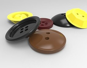 Buttons 3D print model