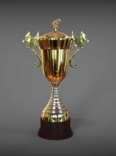 Winner Cup 3d Winner Cgtrader