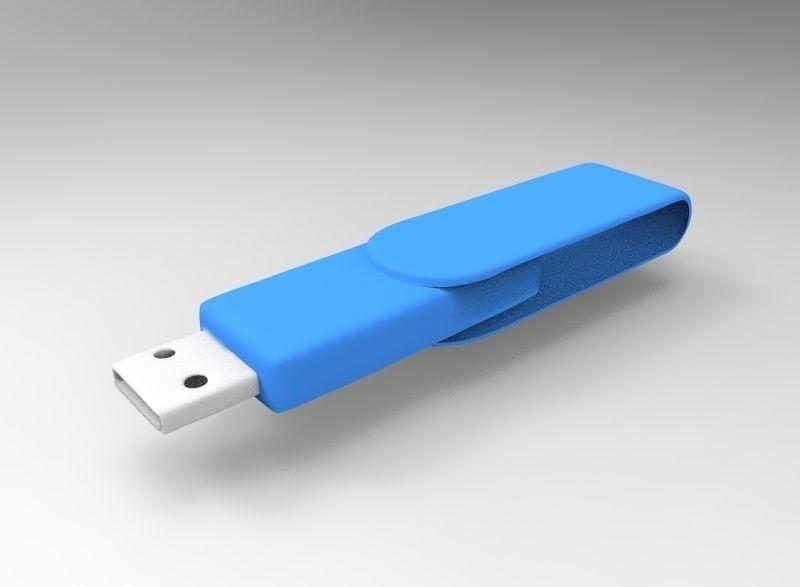 Single thumb drive