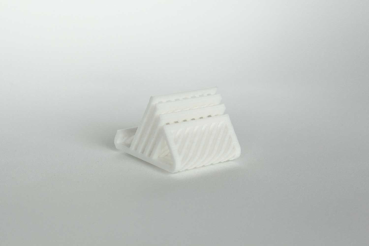 015c business card holder tiered 3d print model 2 015c business card holder tiered angular pattern 3d model stl colourmoves