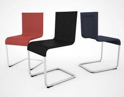 Vitra 05 Chair 3D Model