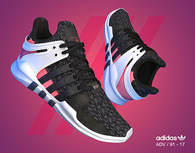 Adidas EQT 3D model