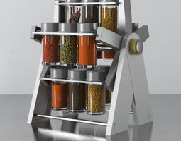 3D spice rack 27 am145