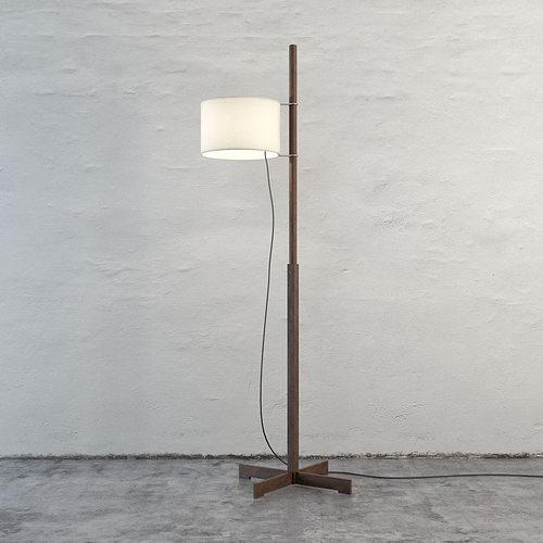 lamp 72 am138 3d model obj mtl 1